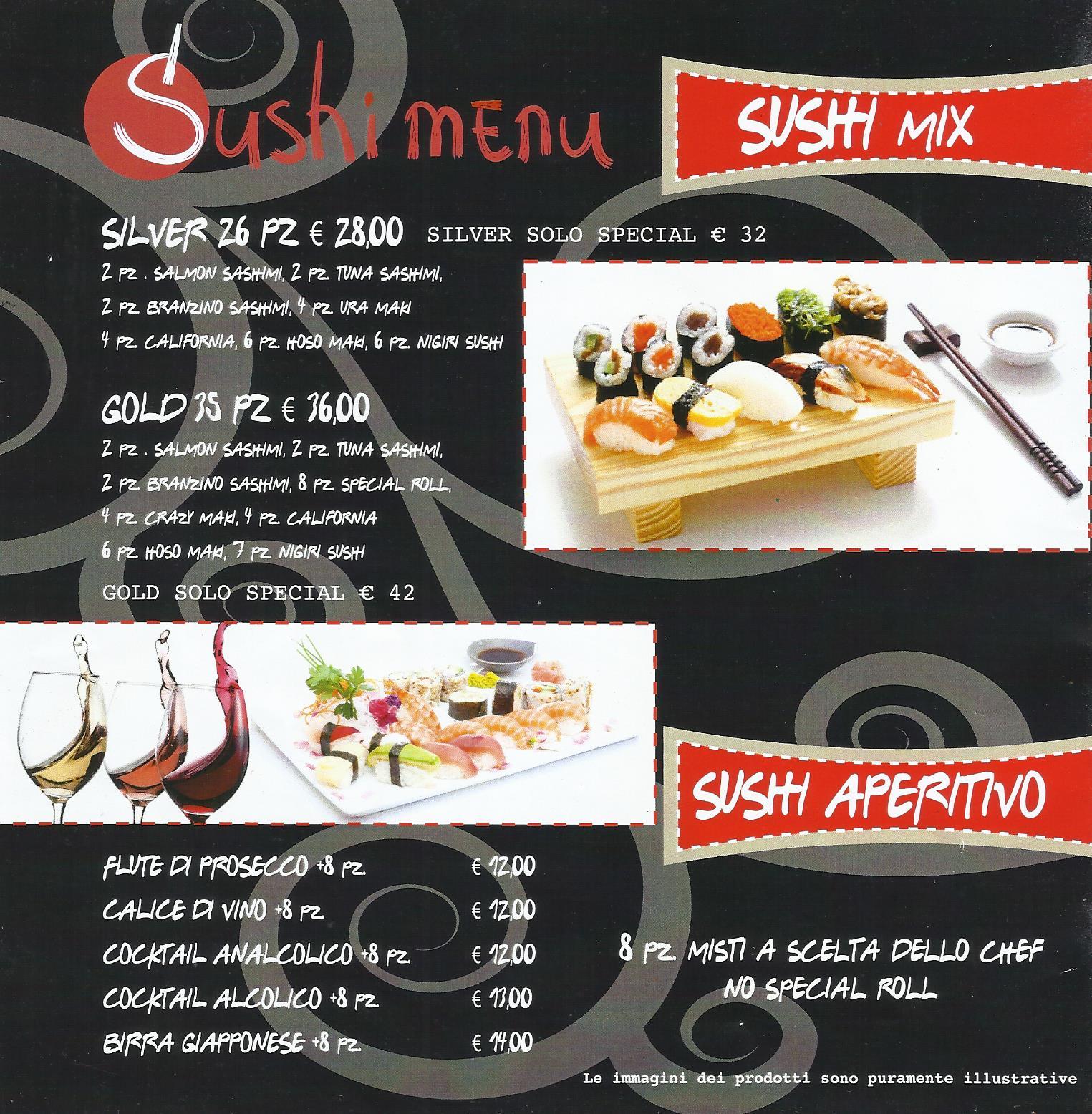 Ristorante sushi da asporto Porto Recanati